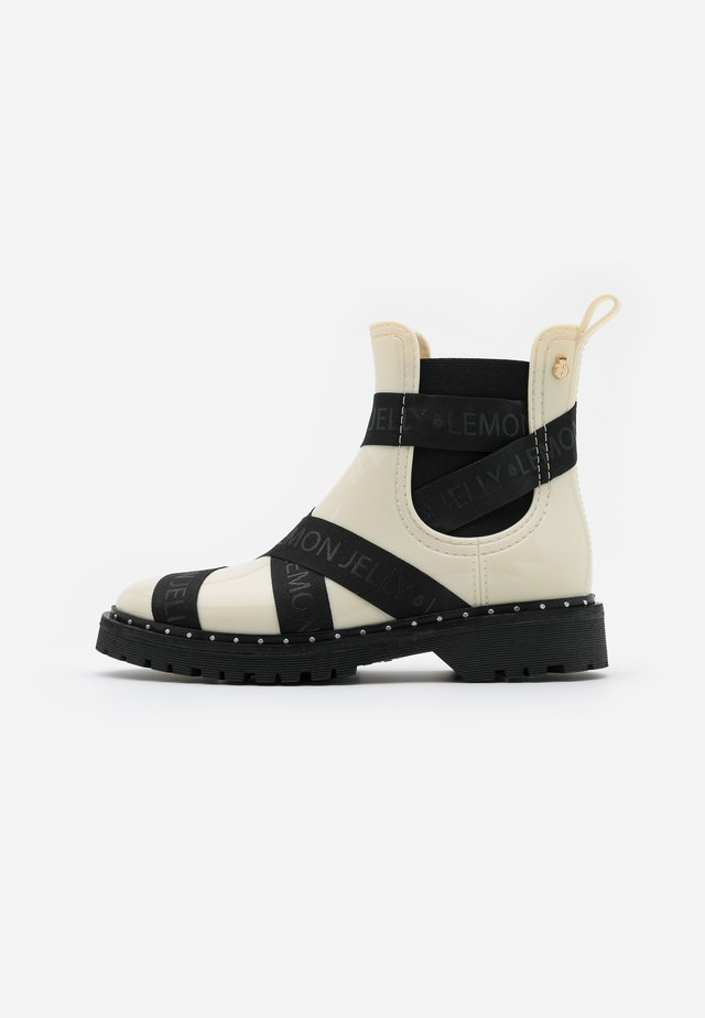 FRANKIE - Wellies - offwhite