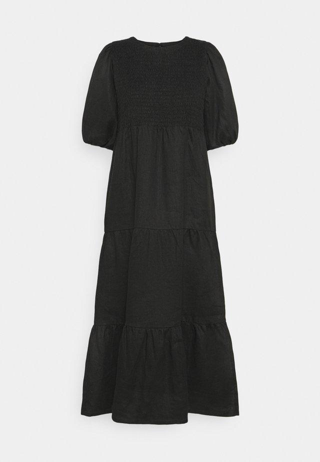 ALBERTE DRESS - Vardagsklänning - plain black