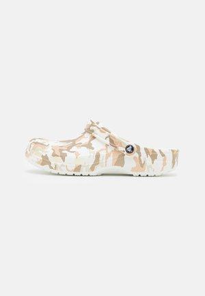 CLASSIC PRINTED CAMO UNISEX - Sandaler - white/multicolor