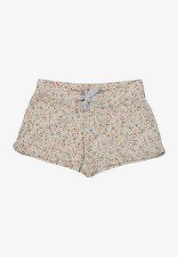 Wheat - EDDA - Shorts - dusty dove flowers - 0