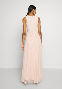 Lace & Beads - PICASSO MAXI - Occasion wear - nude - 3