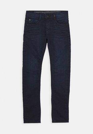 LUIGI - Jeans Skinny Fit - dark blue denim