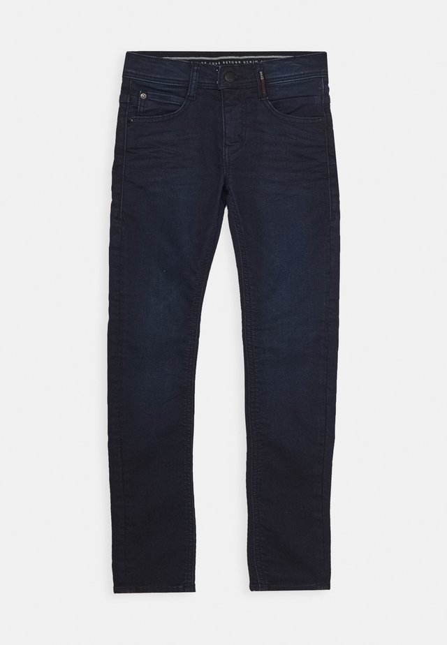 LUIGI - Jeans Skinny Fit - dark blue denim