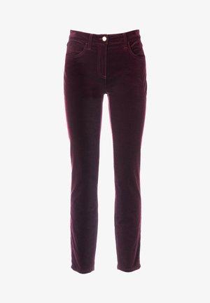 ORGOGLIO       - Trousers - bordeaux