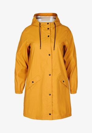 Regenjas - curry yellow