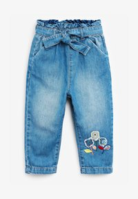 Next - Relaxed fit jeans - blue denim - 1
