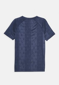 Nike Performance - DRY TEE RETRO SOCCER - Print T-shirt - midnight navy - 1