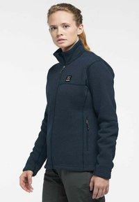 Haglöfs - Fleece jacket - brick red - 2