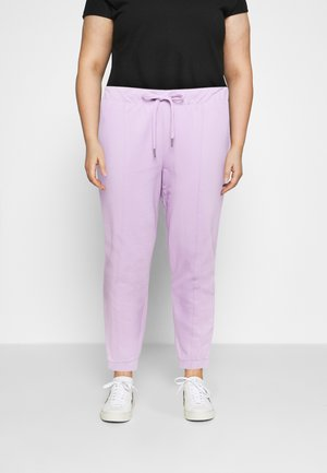 NMMALOU PANTS - Tracksuit bottoms - orchid bloom