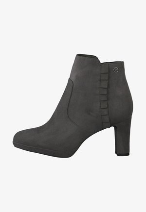 Ankle Boot - graphite