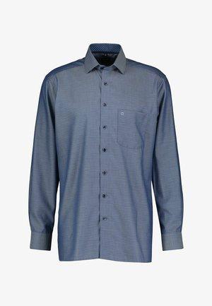 LANGARM - Shirt - marine (52)