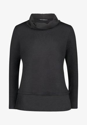 Long sleeved top - zwart