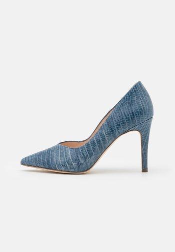 DANELLA - High heels - jeans tejus