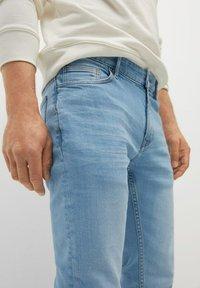 Mango - Slim fit jeans - hellblau - 3