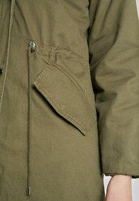New Look - MONICA - Parka - dark khaki - 6