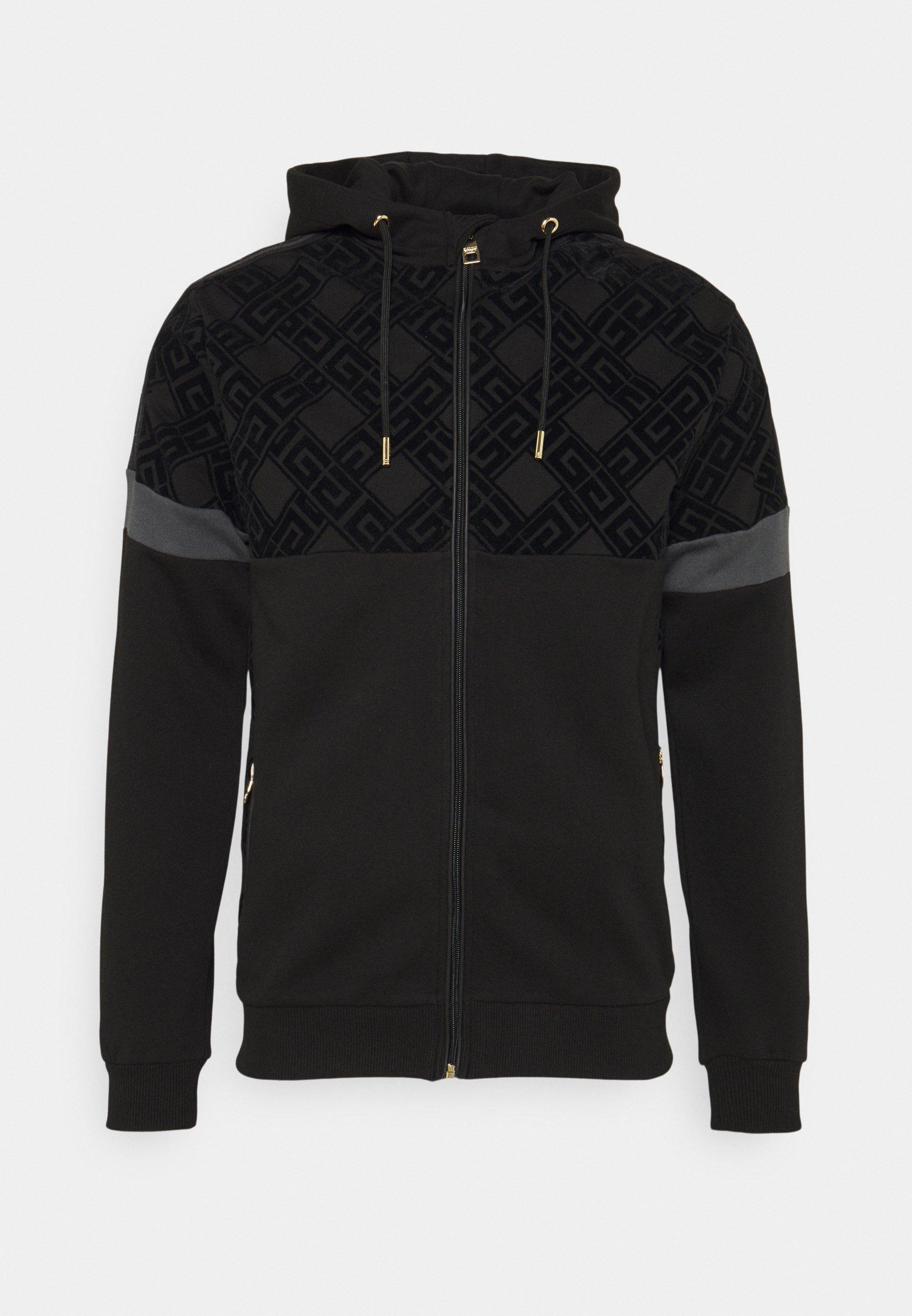 Men ARMAZ ZIP HOODIE - Zip-up sweatshirt