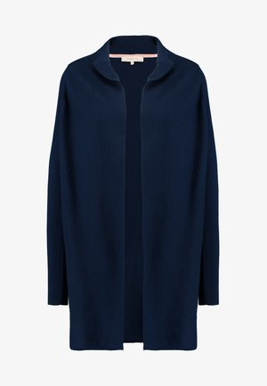 BASIC - Strickjacke - dress blues