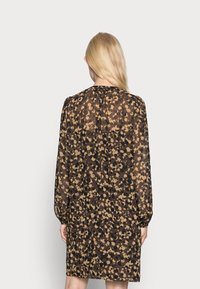 Esprit Collection - DRESSES LIGHT WOVEN - Abito a camicia - dark brown - 2