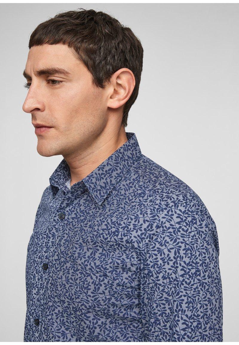 s.Oliver - Shirt - blue