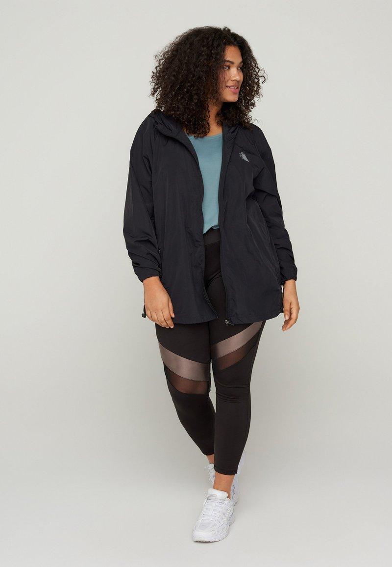 Active by Zizzi - Training jacket - black