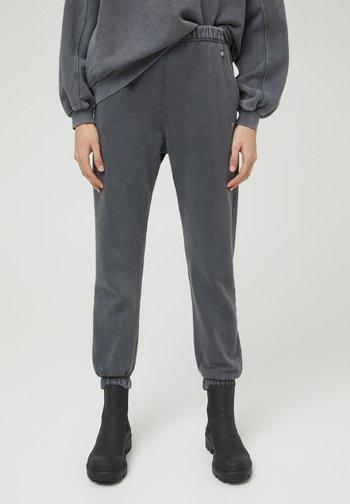 Træningsbukser - mottled dark grey