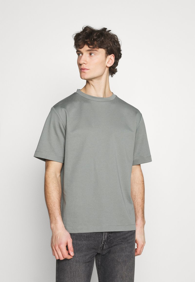 ARKET - Jednoduché triko - grey medium