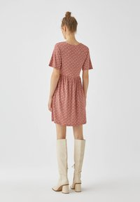 PULL&BEAR - Day dress - light brown - 2