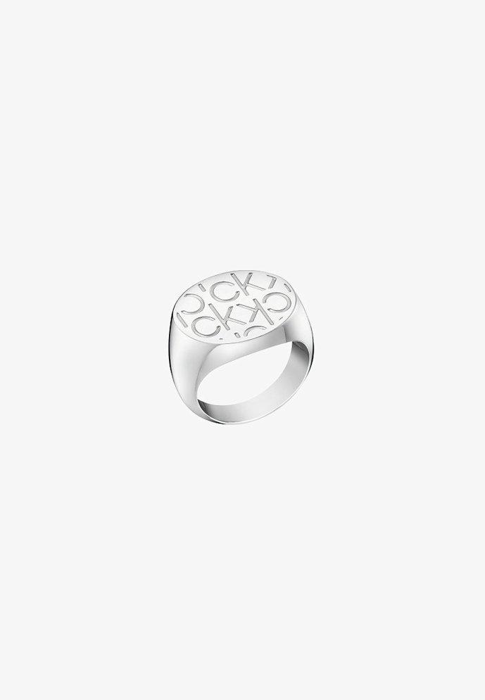 Calvin Klein - Ring - silber