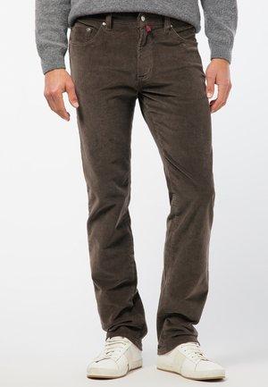 DEAUVILLE  - Trousers - khaki
