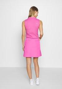 Kjus - IRIS SKORT LONG - Sportovní sukně - pink divine - 2