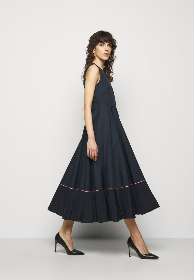 ATHENA DRESS - Maksimekko - navy/midnight