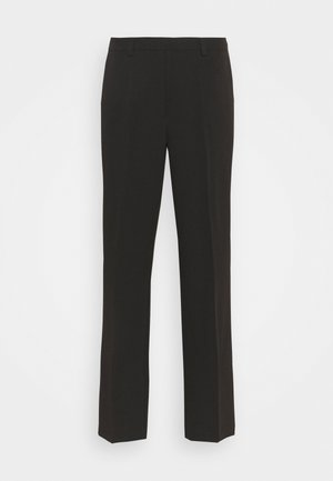 SLFDILARA FLARED PANT - Trousers - black