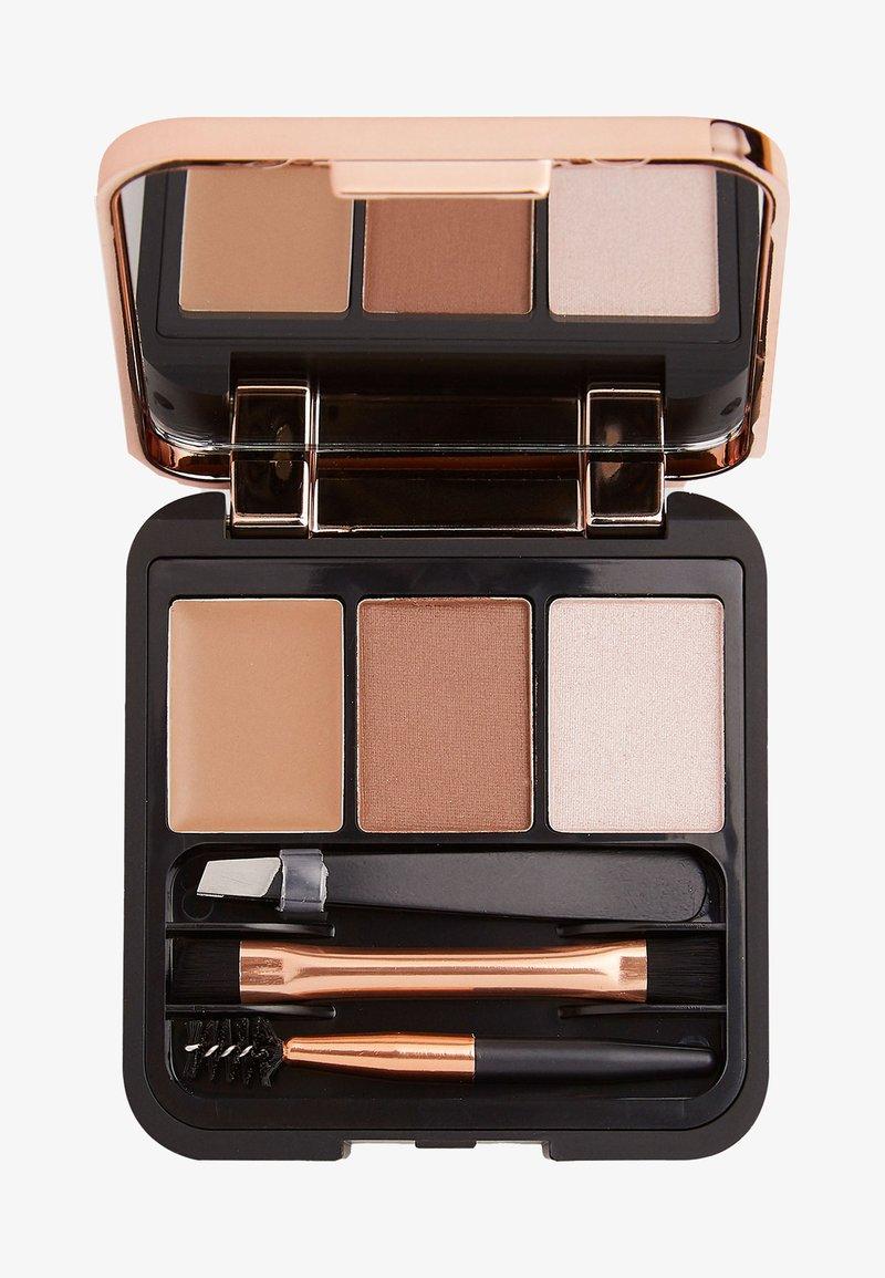 Make up Revolution - BROW SCULPT KIT - Make-upset - brown