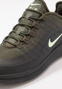Nike Sportswear - AIR MAX AXIS - Sneakers - cargo khaki/barely volt/black/white - 2