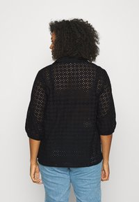 CAPSULE by Simply Be - BRODERIE  - Blouse - black - 2
