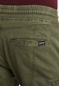 Pier One - Cargo trousers - khaki - 5