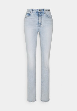 Džíny Straight Fit - light blue