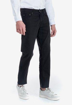 BASICO - Slim fit jeans - nero