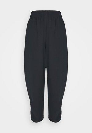 Kalhoty - asphalt black