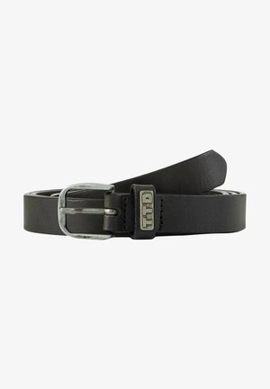 IM USED LOOK - Belt - black uni