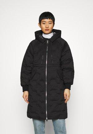OUTERWEAR - Winter coat - black