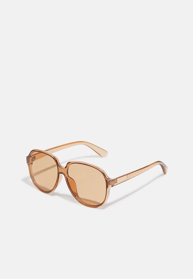 UNISEX - Solglasögon - brown