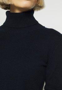 pure cashmere - TURTLENECK - Jumper - dark navy - 5