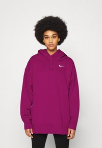Nike Sportswear - HOODIE TREND - Felpa con cappuccio - cactus flower - 0
