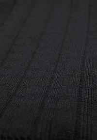 Craft - ACTIVE EXTREME X WIND HAT UNISEX - Beanie - black/granite - 2