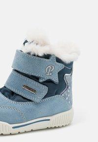 Primigi - PRIGT  - Baby shoes - cielo/jeans - 5