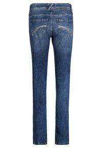 Cartoon - MIT REISSVERSCHLUSS - Straight leg jeans - blue - 1