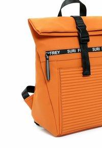 SURI FREY - CARRY - Rucksack - orange - 4