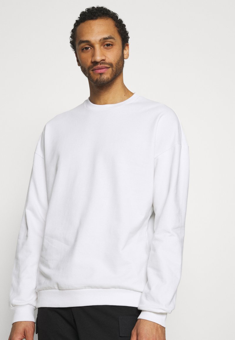 Only & Sons - ONSBRAYDON LIFE  - Sweatshirt - bright white