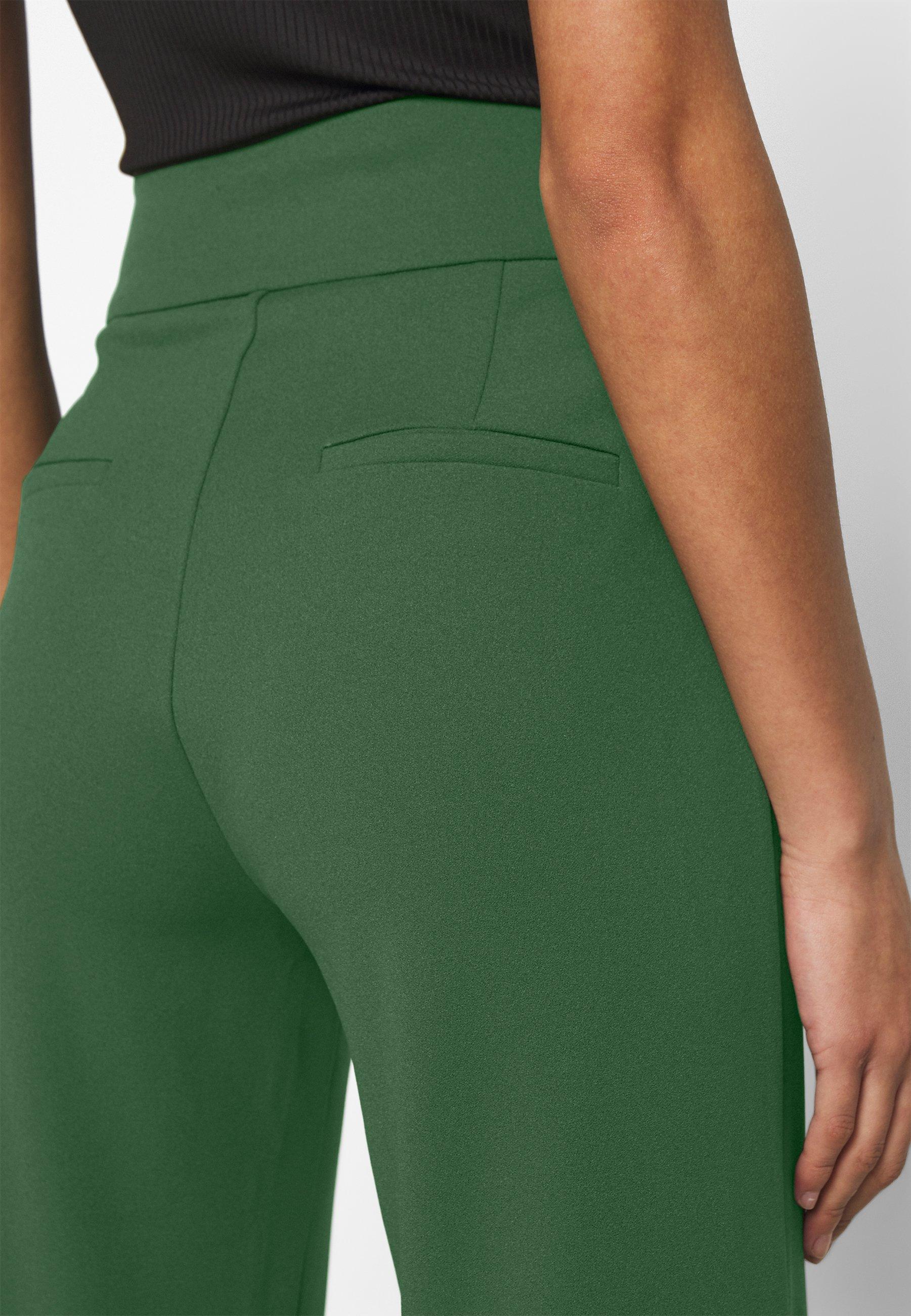Femme YASVICTORIA WIDE PANT - Pantalon classique